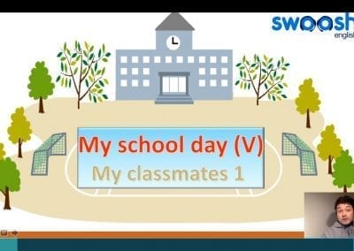 Level 1 Lesson 16: My School Day V_Describing People