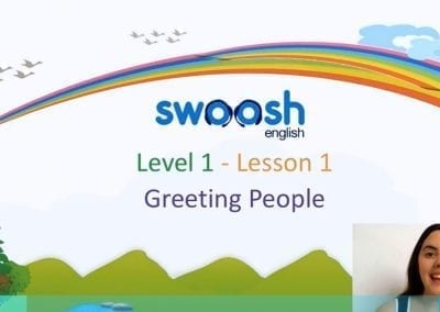 Level 1 Lesson 01: Greetings