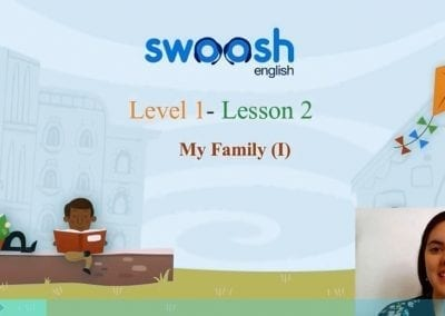 Level 1 Lesson 02: My Family I
