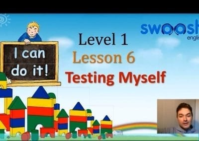 Level 1 Lesson 06: Understanding Myself