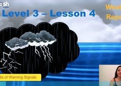 Level 3 Lesson 04: Season IV