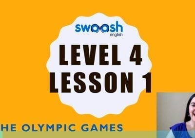 Level 4 Lesson 01: The Olympic Games I