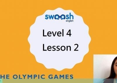 Level 4 Lesson 02: The Olympic Games II
