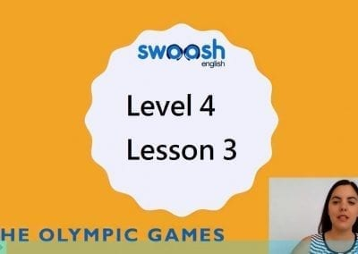 Level 4 Lesson 03: The Olympic Games III