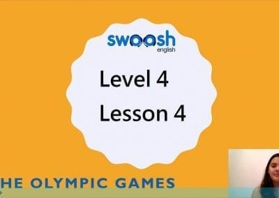 Level 4 Lesson 04: The Olympic Games IV