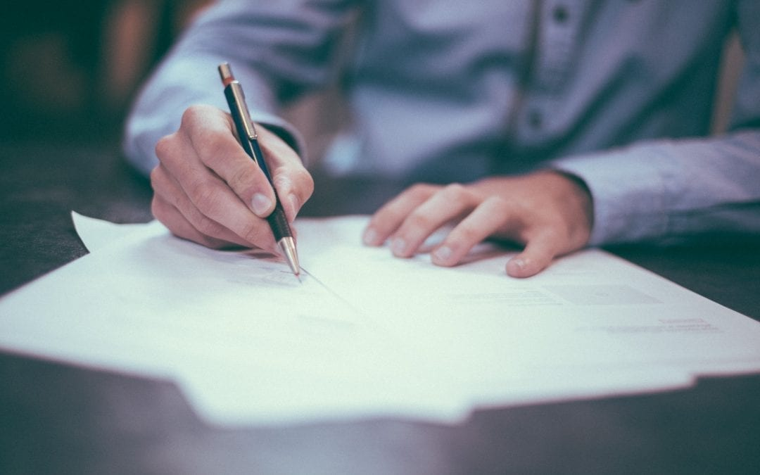 OET Writing: What to check before you submit