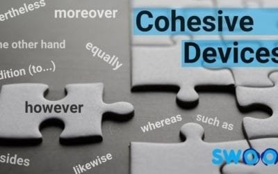 Cohesive devices | IELTS Writing